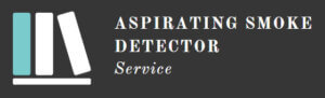 Aspirating smoke detector service