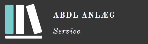 abdl anlæg service